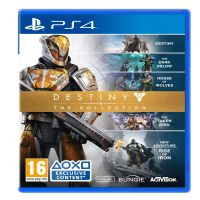 PS4 Destiny Rise of Iron Complete Collection