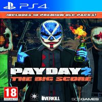 PS4 Payday 2: The Big Score